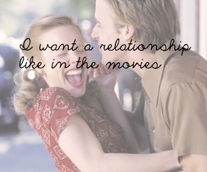girl, the notebook, and boy image