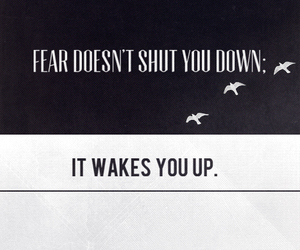 fear, quote, and divergent image