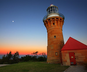 lighthouse and sky image