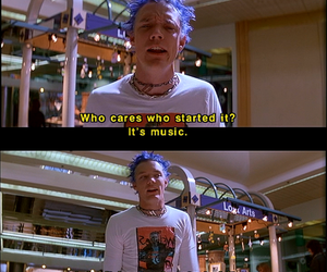 slc punk, music, and movie image