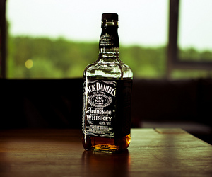 whiskey, drink, and jack daniels image