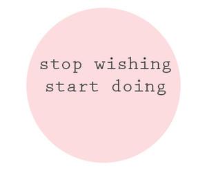 doing