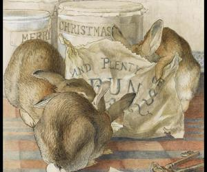 animals, beatrix potter, and anthropomorphism image