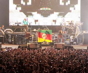 2012, porto alegre, and linkin park image