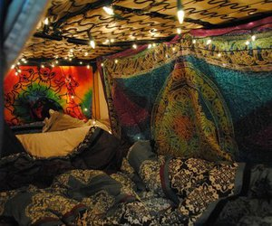 bedroom, cozy, and cuddle image