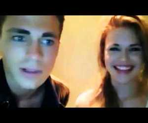 video, holland roden, and lydia martin image