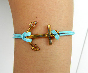 anchor and bracelet image