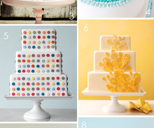 cake, colourful, and cute image