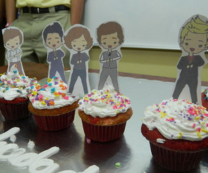 muffins and one direction image