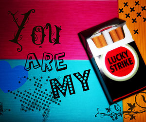 are, you, and cigarretes image