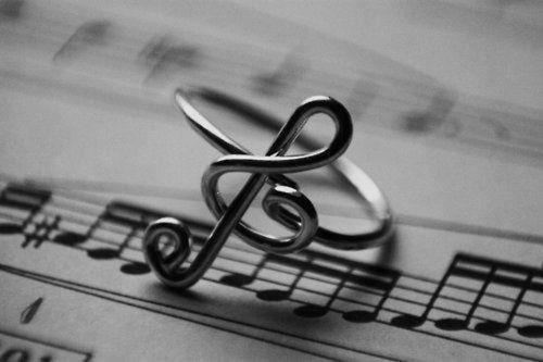 Black And White Music Notes Photography Inspiring Picture On