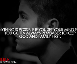 justin bieber and quotes image