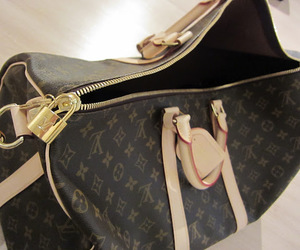 bag, LV, and fashion image