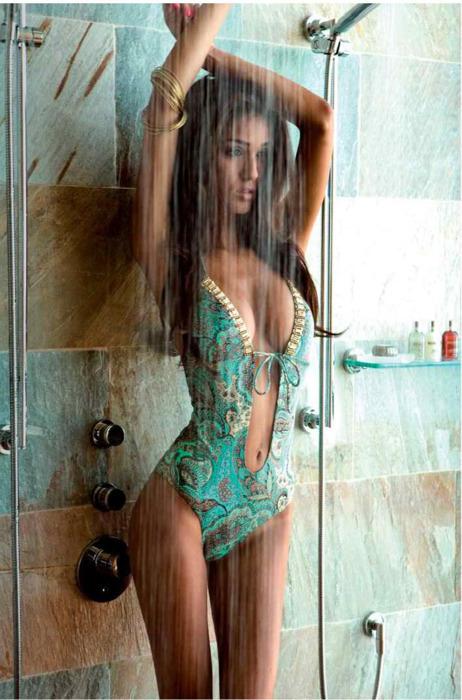 shower girls Hot sexy