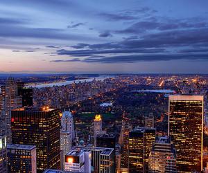beautiful, city, and newyork image