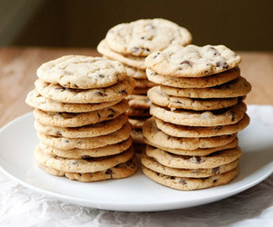 bake, Cookies, and delicious image