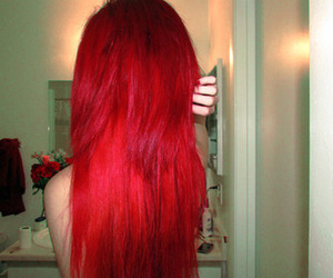 ariel, long hair, and beauty image
