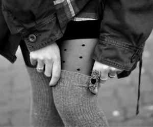 fashion, ring, and legs image