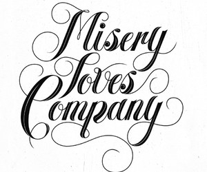 misery, quote, and company image