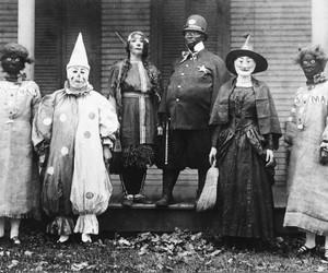 Halloween, creepy, and costume image