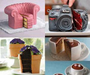 cake, food, and camera image