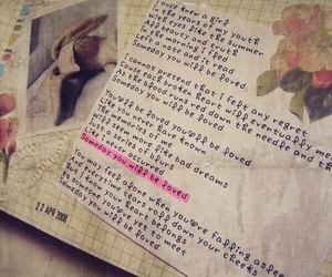 death cab for cutie, handwriting, and note image