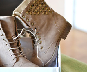 acid, combat boots, and grunge image