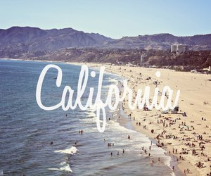 california, paradise, and i'll miss her image