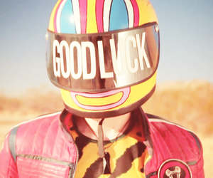my chemical romance, good luck, and mikey way image