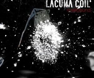 broken heart, Lacuna Coil, and spellbound image