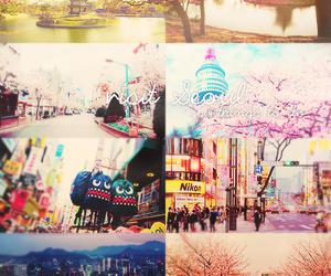 seoul, korea, and city image