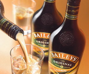 Baileys and drink image