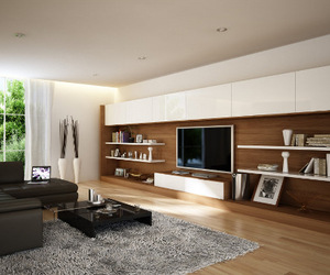 design, living, and living room image