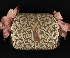 antique, bag, and beautiful image