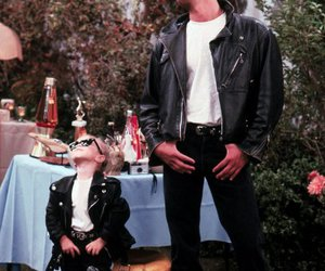full house, michelle, and uncle jesse image