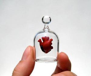 heart, jar, and miniature image