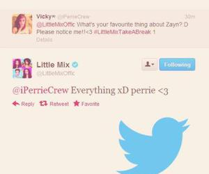 perrie edwards, zayn malik, and little mix image
