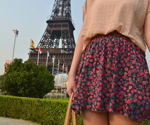 fashion, france, and photography image