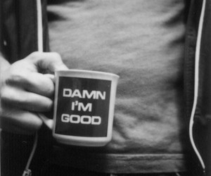 awesome, coffee, and cup image