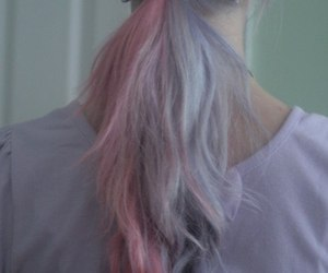 color, grunge, and fuck image