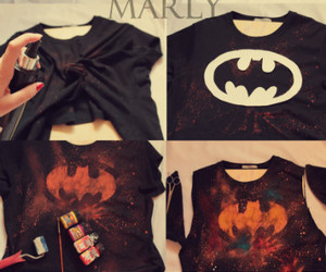 diy, batman, and fashion image