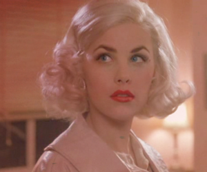 1950s, 50s, and blonde image