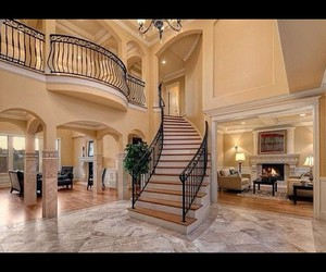 dream house, home, and lavish image