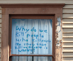 window, quotes, and text image