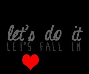 fall, forever, and hearts image