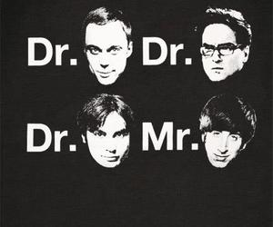 the big bang theory, funny, and tbbt image