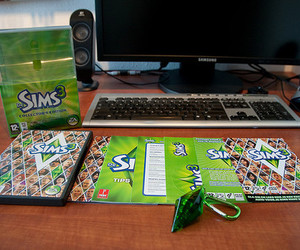 photography, the sims 3, and love image