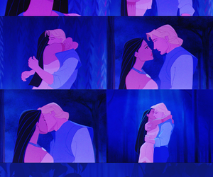 pocahontas, dinsey, and love image