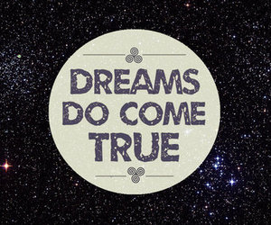 believe, dreams, and life image