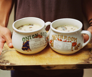 soup, food, and photography image